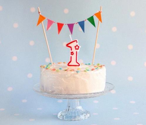 Image Anniversaire 1 An quel gâteau pour le premier anniversaire de bébé ?