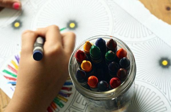 livre coloriage bebe