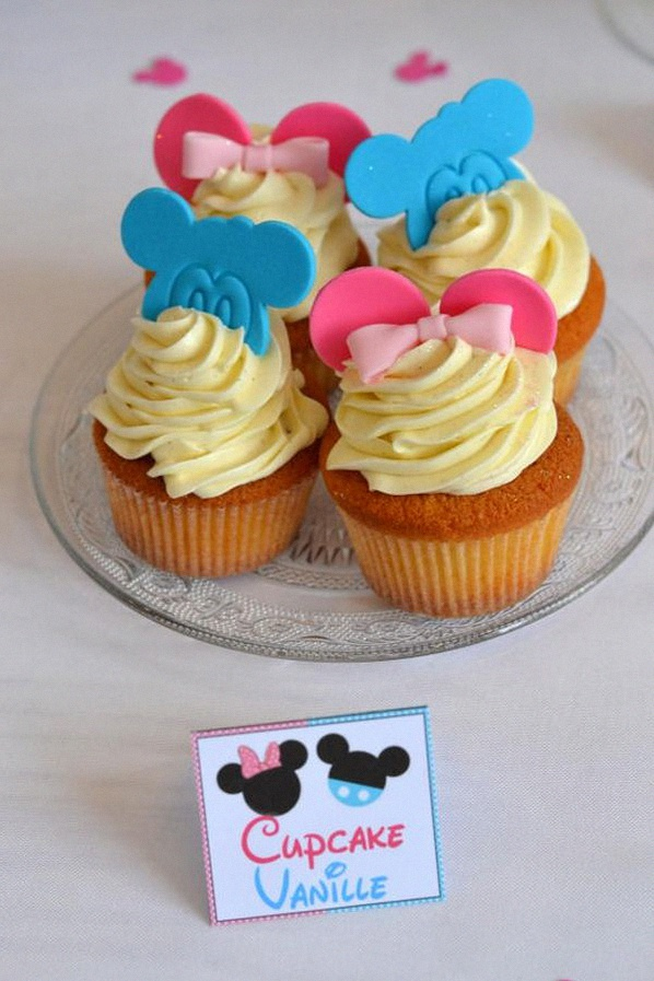 anniversaire Minnie Mickey