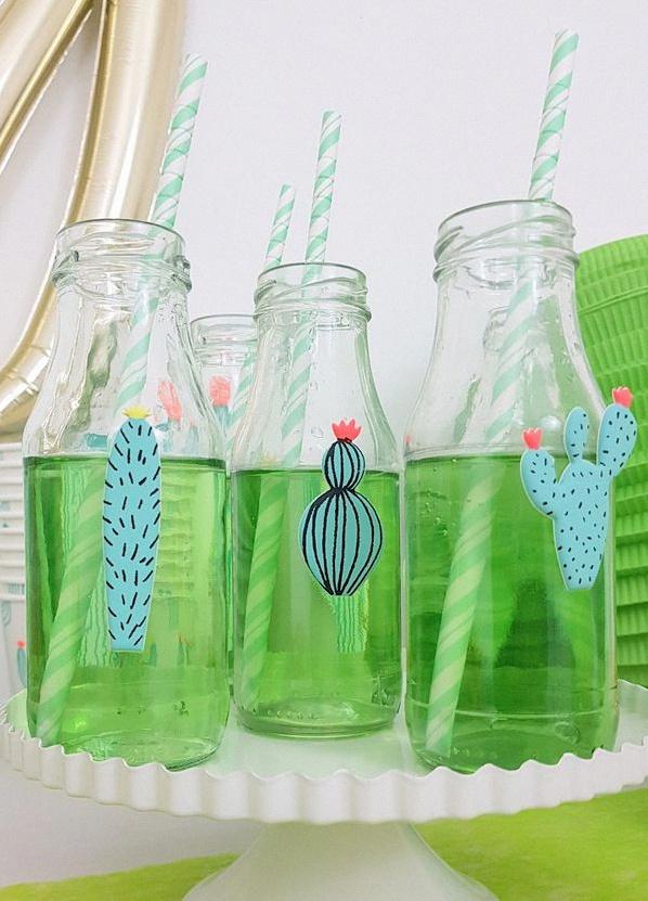 baby shower cactus