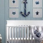 5 thèmes tendances pour décorer une chambre pour bébé garçon