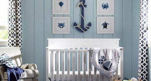chambre pour bébé garçon