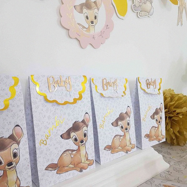 Baby shower Bambi