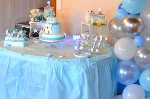 anniversaire ours polaire