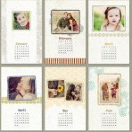 Cadeau maman et future maman : le calendrier photo personnalisé