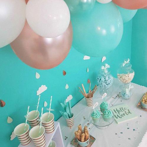 fête de naissance