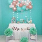 Comment organiser une fête de naissance ou Welcome Baby Party ?