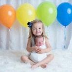Bébé arc en ciel : 10 jolies photos de bébés miracles