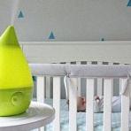 Les 10 avantages à avoir un humidificateur pour bébé