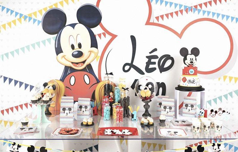 anniversaire Mickey