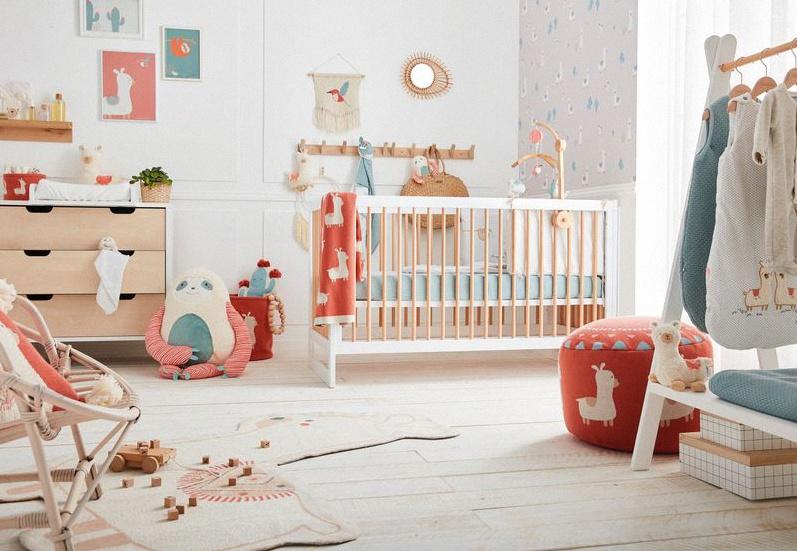 Déco chambre bébé : comment décorer une chambre d\'enfant en ...