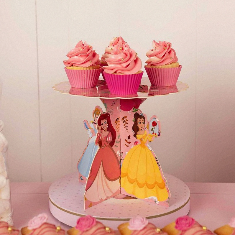 anniversaire princesses disney