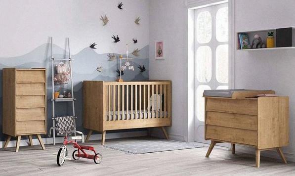 Mobilier bébé et enfant : 8 tendances design et déco qu\'on aime