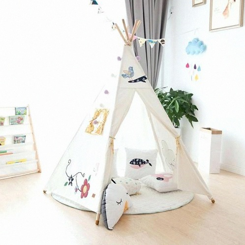 tipi baby shower