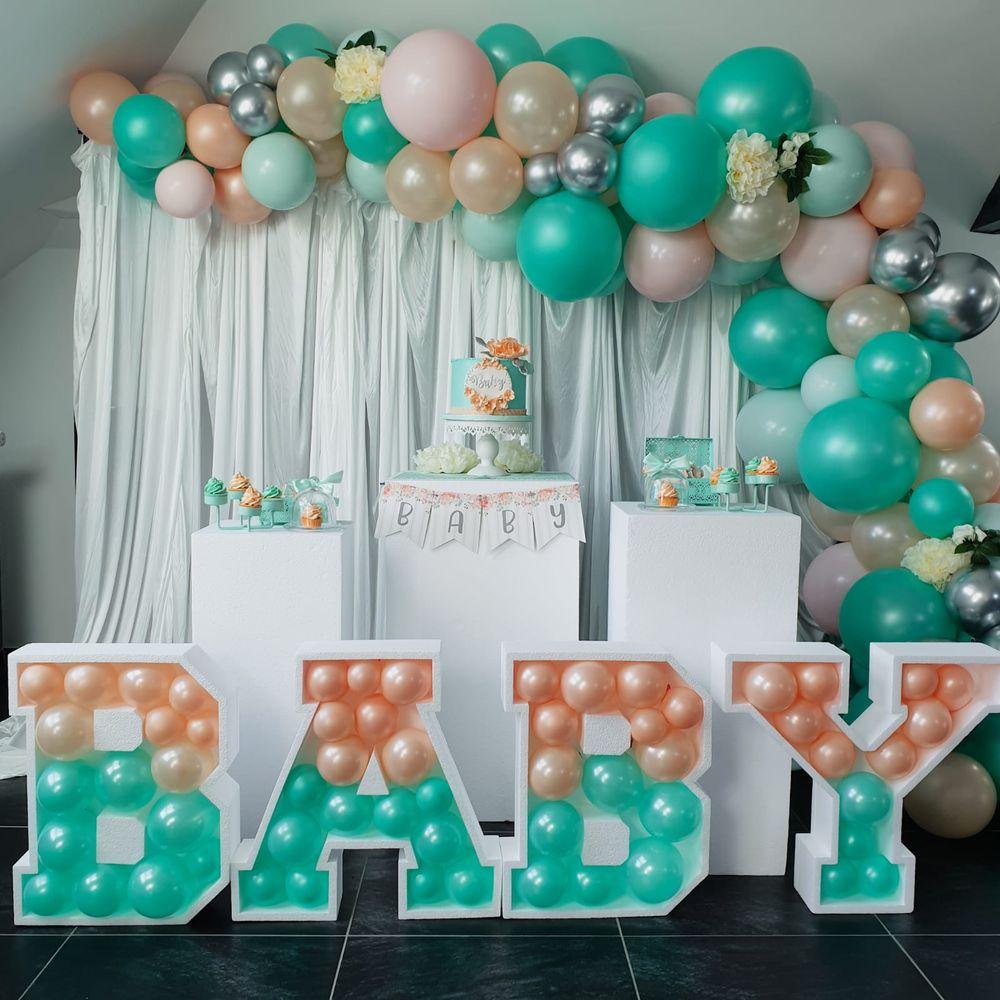 décoration de Baby shower