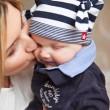 confinement avec un bébé
